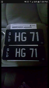 Prestige number plates Yamanto Ipswich City Preview