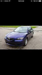 Mazda 3 GS 2005