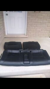 Acura RSX REAR leather seats MINT CONDITION