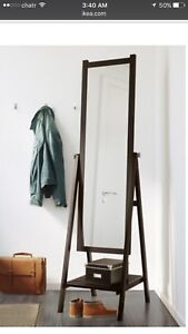 Ikea ISFJORDEN Standing mirror in mint condition