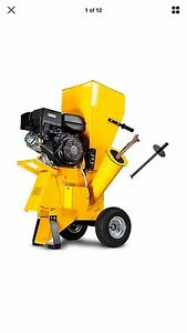 20hp Michigan Wood Chipper. Callala Bay Shoalhaven Area Preview