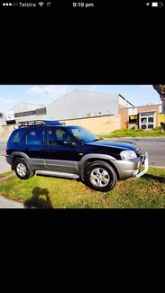 Mazda Tribute 2004 4x4 may swap for car or bike  Pioneer Bay Bass Coast Preview