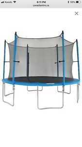 Looking for 12ft trampoline safety net