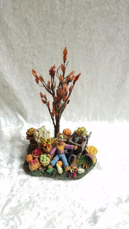 Dept 56 Snow Village Halloween - Harvest Bounty #56.53108