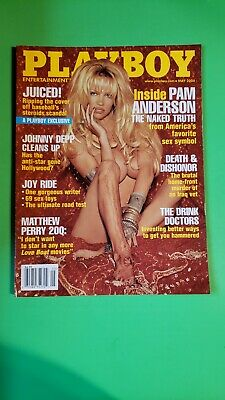 Playboy May 2004 Pam Anderson