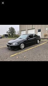 1997 Honda Civic Coupe (Manual)