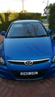 2011 Hyundai i30 Hatchback Merrylands Parramatta Area Preview