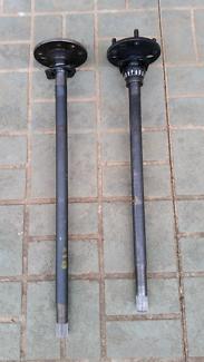 VL Turbo V8 28 spline axles