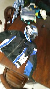 Helmet and jacket combo Orelia Kwinana Area Preview