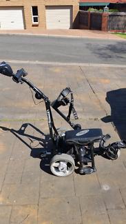 Mgi superlight electric golf  buggy