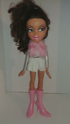 "RARE Bratz 24"" 2 Foot Tall Walmart Exclusive Winter Dream Yasmin Doll"