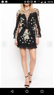 Alice McCall Songbird Dress Size 10