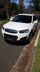 2013 Holden Captiva Wagon Chatswood Willoughby Area Preview