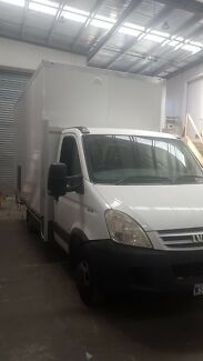 New food truck 2008 iveco daily
