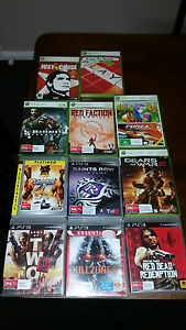 Ps3 and Xbox360 Games. George Town George Town Area Preview