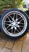 17x7 BSA Alloy Wheels Springfield Ipswich City Preview