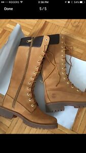 Brand New Women's Timberland Boots -7.5 - Moving. sale