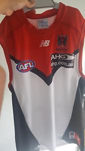 Melbourne demons afl jersey Port Melbourne Port Phillip Preview
