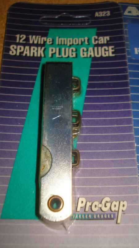 CTA NO. A323 SPARK PLUG GAUGE / GAGE / GAP TOOL 12 WIRE (FREE GIFT W/ PURCHASE)