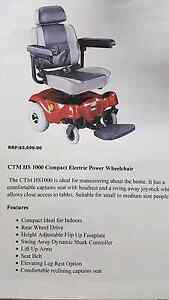 Electric Wheelchair /  Mobility Scooter Riverwood Canterbury Area Preview