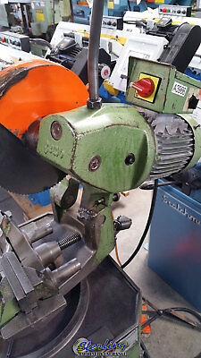 12-12 Used Scotchman Manual Circular Coldsaw Cpo-315 A3986