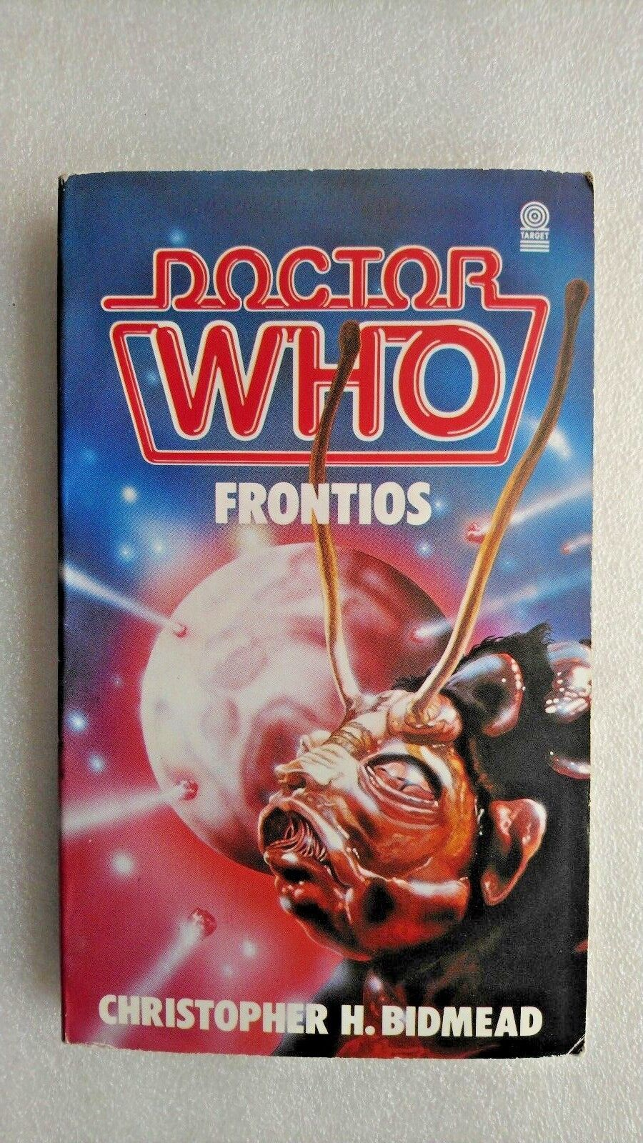 Doctor Who-Frontios by Christopher H. Bidmead (Paperback, 1985) - 1st Edition