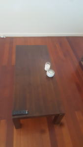 Wooden Coffee Table Narraweena Manly Area Preview
