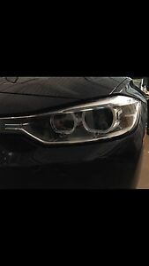 2012 bmw 3 series (33 months full coverage warranty)