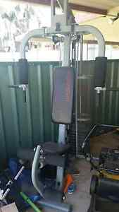 Gym equipment Aberglasslyn Maitland Area Preview