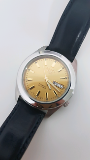 Seiko 5 SNKM63 Automatic Watch, excellent condition