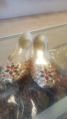 Pakistani traditional khussa Shoes Latest fashion with best