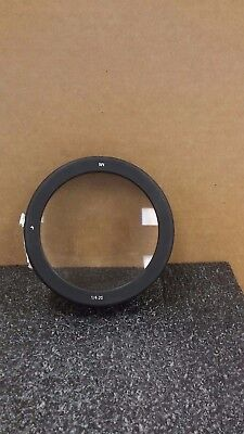 Optosigma 011-4782 Plano Cvx Bk7 D100.00fl600.00 Lens With M6 4 Lens Holder