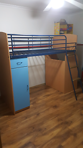 Single Loft Storage Bed and Trundle Craigmore Playford Area Preview