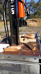 Block /Log/firewood hire Joyner Pine Rivers Area Preview