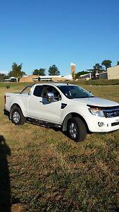 Ford ranger Hi-Rider 2013 xlt Singleton Heights Singleton Area Preview