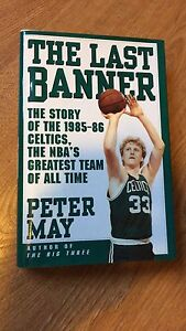 The last banner / story of the 85 celtics and Larry bird