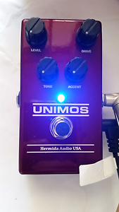 Hermida Audio Unimos Overdrive Quakers Hill Blacktown Area Preview