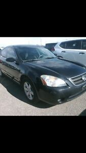 Nissan Altima S 4DR Cuir cruise très propre 178000 fully loaded