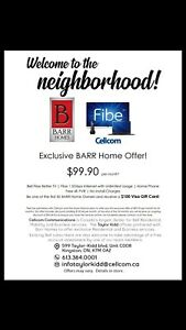 EXCLUSIVE BARR HOME OFFER