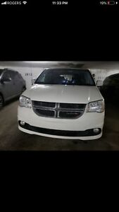 2012 Dodge Grand Caravan R/T loaded with 245,000 km active
