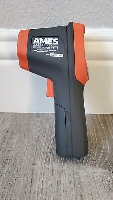 Ames Instruments Ir12 Non-contact Infrared Thermometer W Laser - Free Shipping