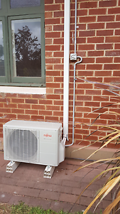 Fujitsu split system supply and installed!! Redwood Park Tea Tree Gully Area Preview