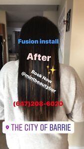 Follow mintbeautybar for sew in