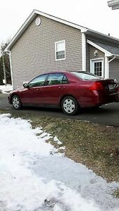 2006 Honda Accord,4 cylinder (automatic) $3,350.00