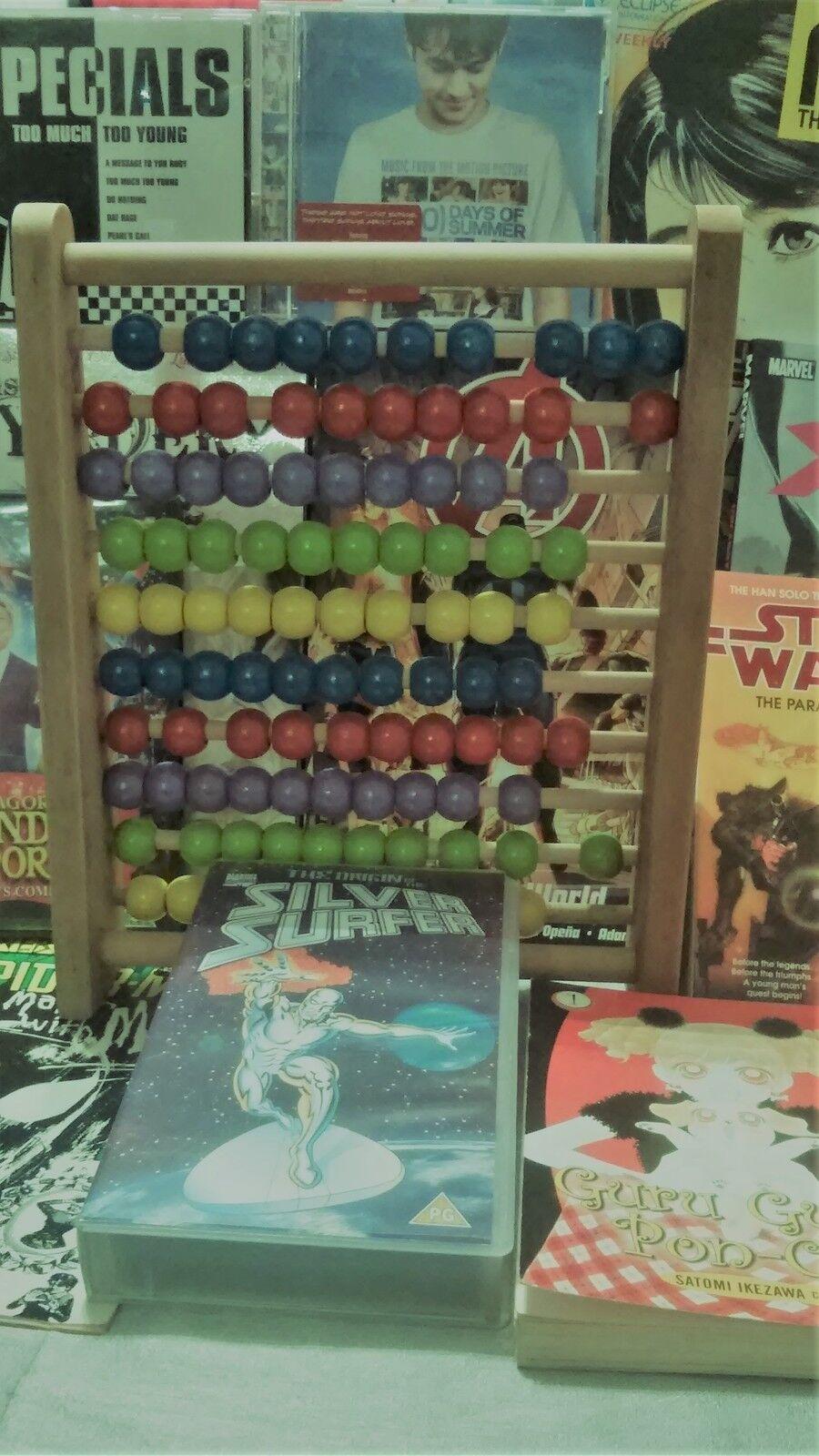 Pert Abacus Comics and Stuff