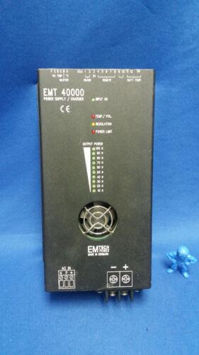EMTECH EMT 40000 Power Supply/Charger 390-470W
