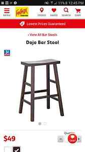 Brand new chocolate bar stool Horsley Wollongong Area Preview