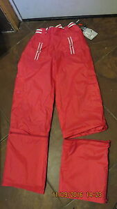 BNWT/Bright Pink Girls Splash Pants/Sportek/Kidurable Brand
