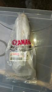 Yamaha R3 handle bar right hand side Port Melbourne Port Phillip Preview