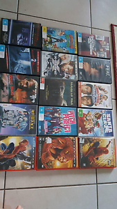 for sale mixed dvds Southport Gold Coast City Preview